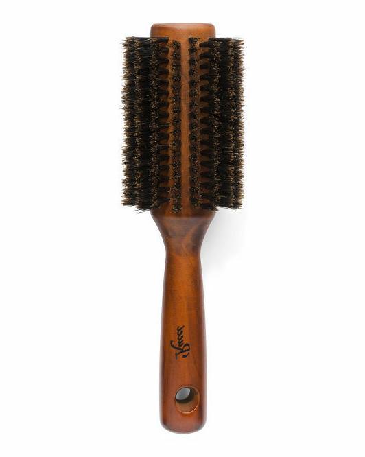 medium round hair brush professional boar