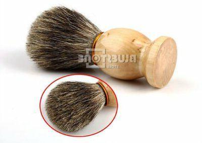 Men's Wood Shaving Brush Men Father Tool