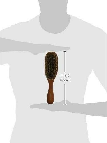 Men Wave Natural Boar Coarse Styling Comb