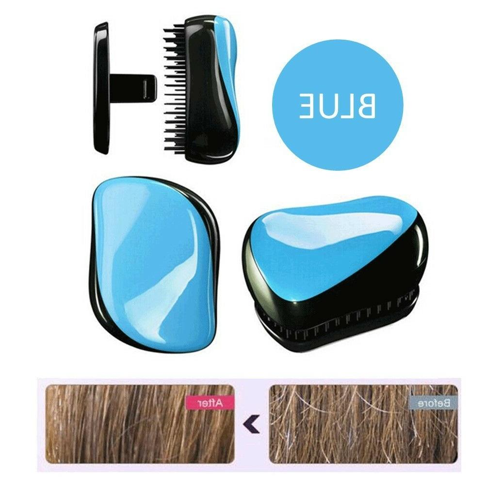 Mini Brush Thru Detangler Hair or Brush No More