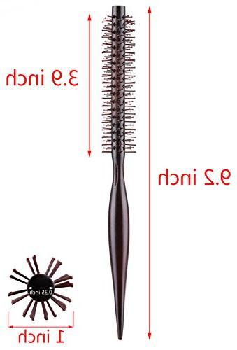 Small Mini Brush Bristles, Hair Blow Roll Hairbrush