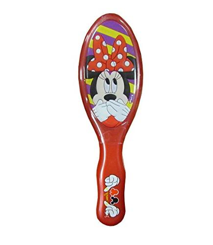 minnie mouse little hair brush