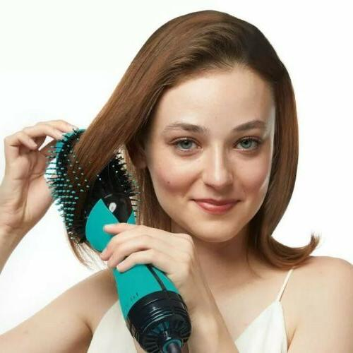Mint Revlon Collection Hot One Hair Volumizer