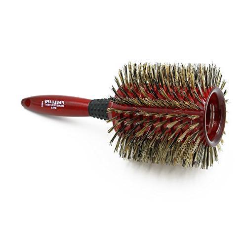 Phillips Monster Radial Vent 4.5 Round Bristle Hair Brush MV