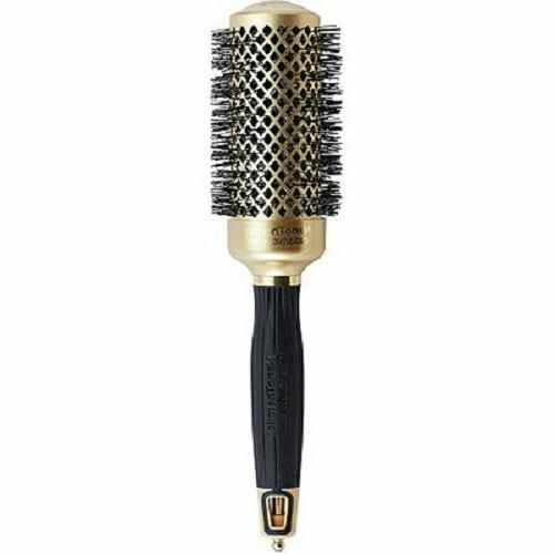 Olivia Garden NanoThermic Ceramic + Ion Hair Brush - 50th An