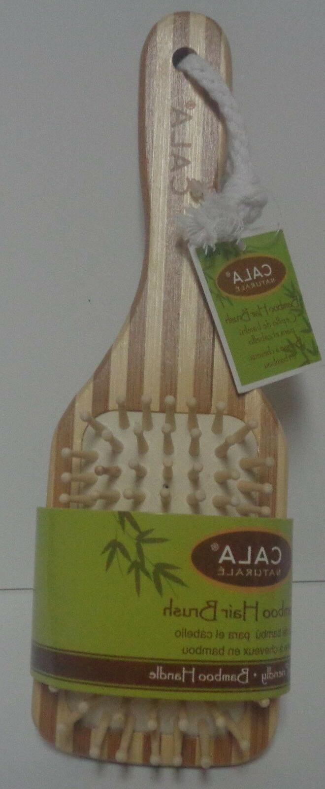 Cala Bamboo Brush NWT Eco Free Shipping