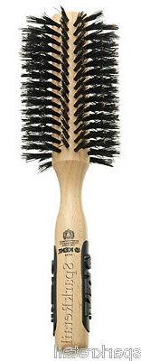 Kent Natural Shine LARGE Radial Bristle Hair Brush Round Woo
