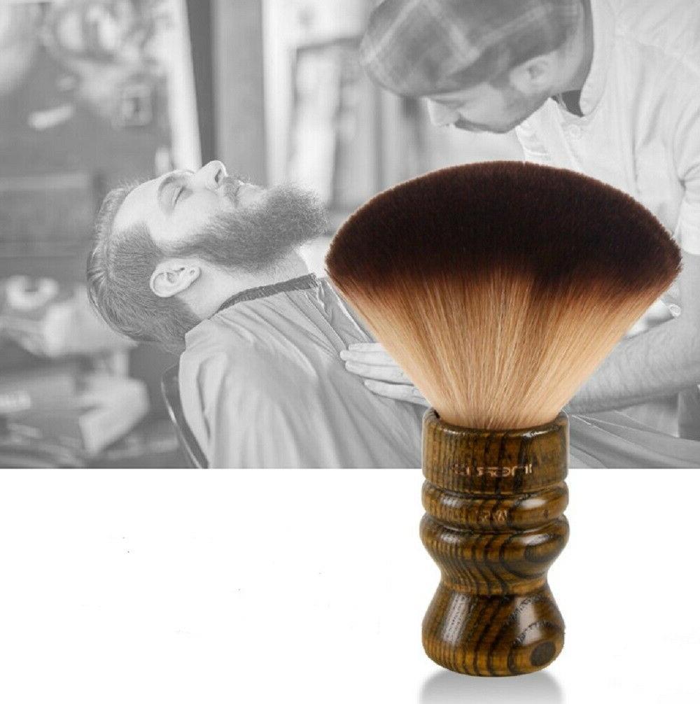 neck duster brush for salon stylist barber