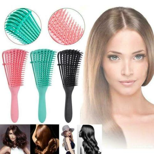 Combing Brush With Wet/Dry