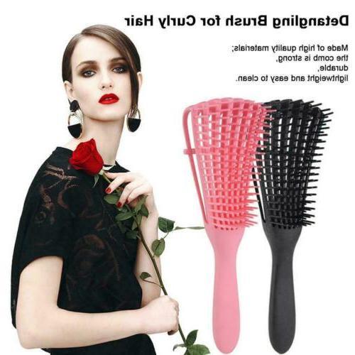 New Detangling Hair Combing Wet/Dry Hair