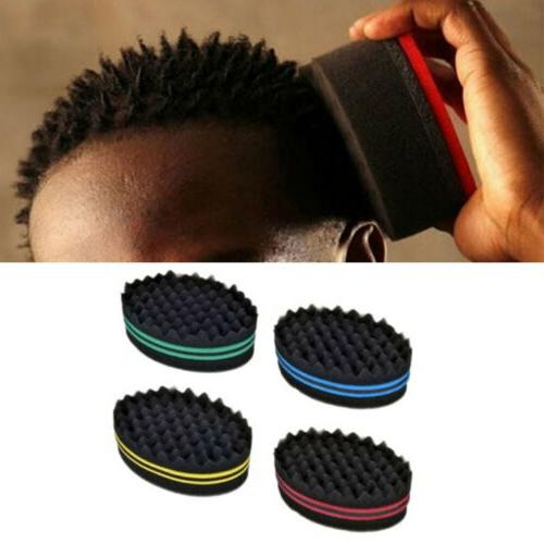 new hair sponge brush twist curl barber