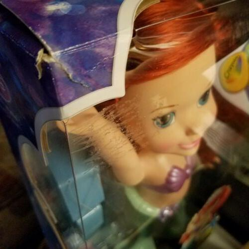 New My Princess Bath time Doll Bath