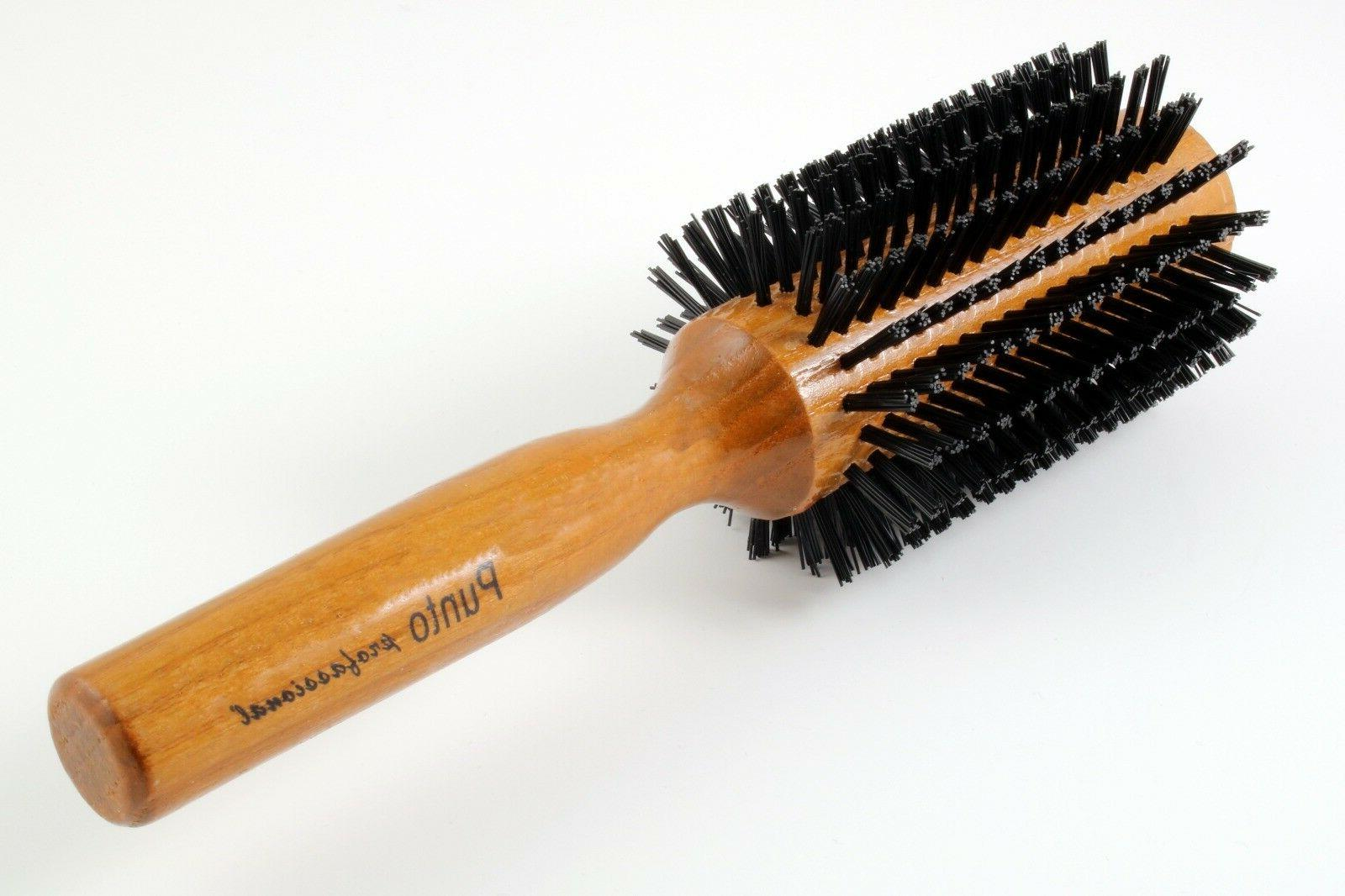 new salon pro hair styling round brush
