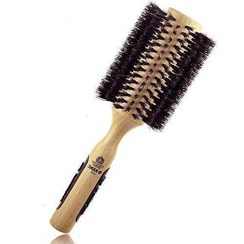 ns09 shine bristle hair brush