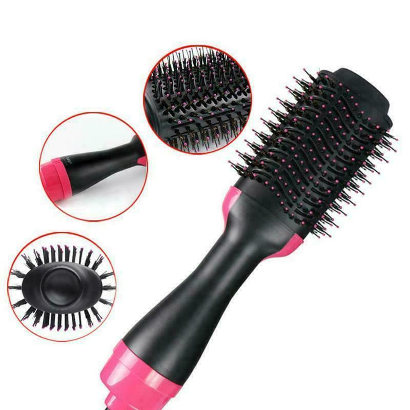 Revlon Hair Dryer Brush and Blow Straightener