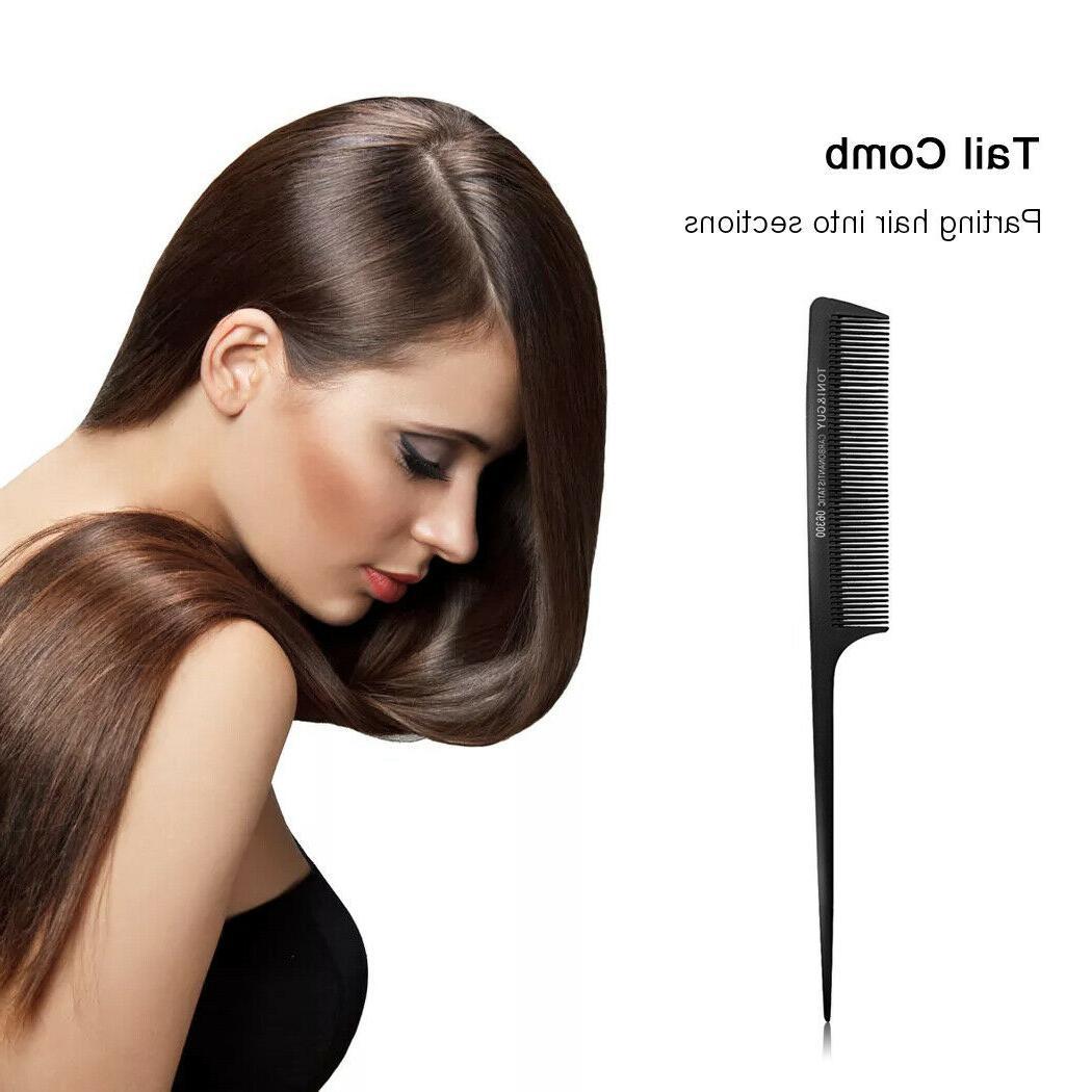 Paddle Brush Hair 4Pcs Set and