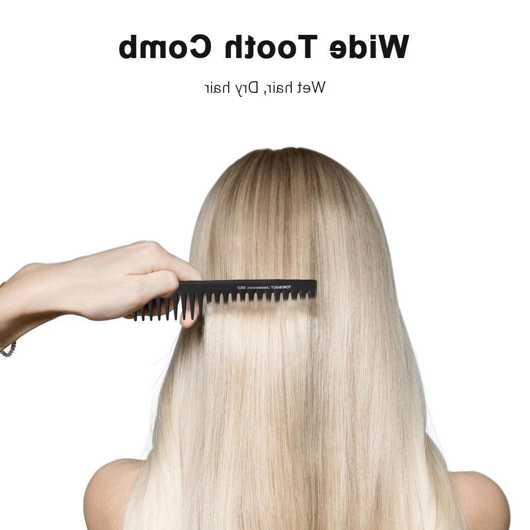 Paddle Hair Brush 4Pcs Set for Men and