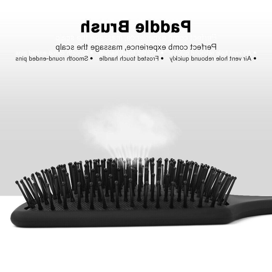 Paddle Detangling Brush Hair 4Pcs and