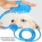 Pet Dog Cat Bath Shower Hair Washer Bathing Tool Water Spray