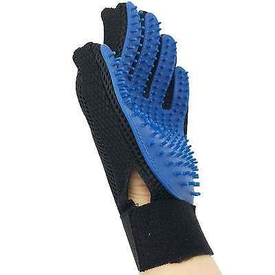 Pet Dog Deshedding Grooming Glove Massage Fur