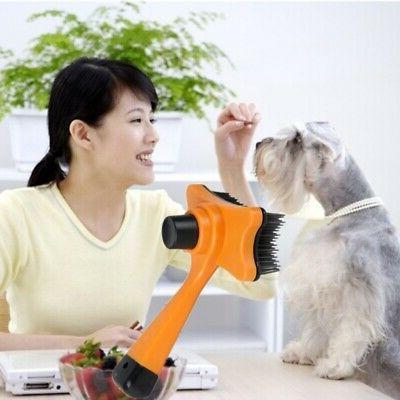 Short Hair Fur Shedding Remove Grooming Brush