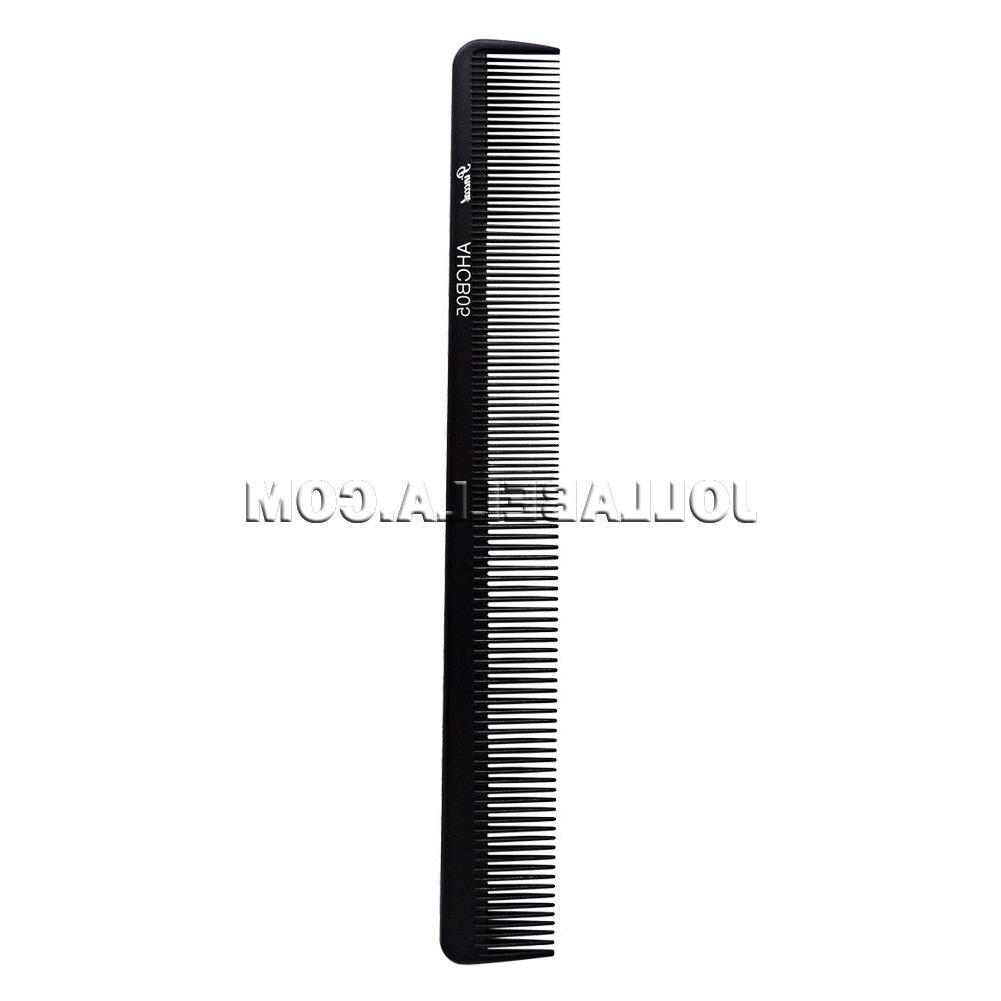 pinccat professional carbon comb styling long fine
