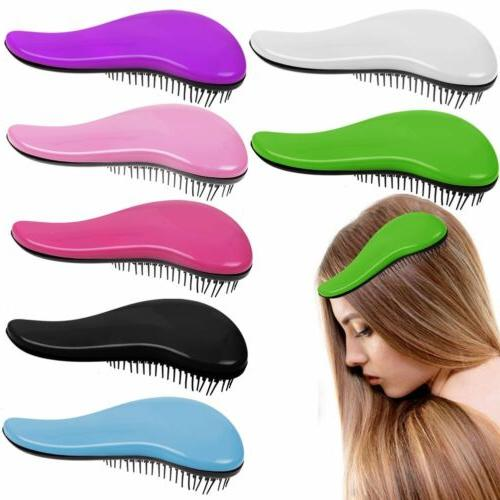 Portable Electric Ionic Brush Pin Takeout Styling