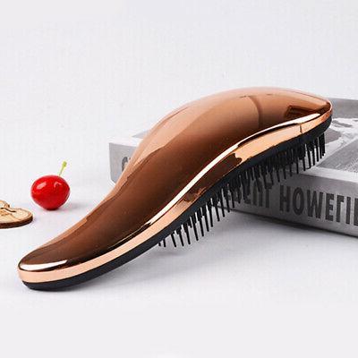 Portable Ionic Comb Ion Massage
