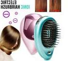 Portable Electric Ionic Hairbrush Takeout Mini Ion Hair Brus