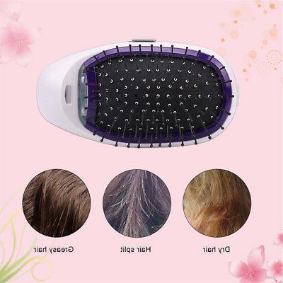 Magic Ionic Portable Electric Hair Comb Brush