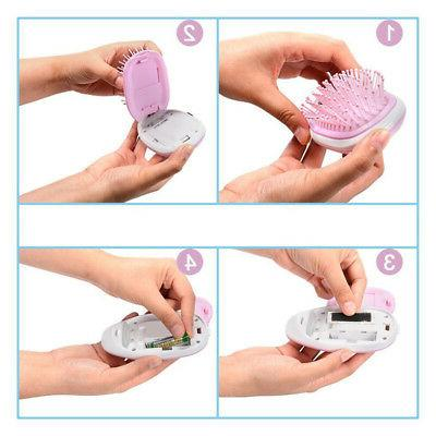 Magic Portable Electric Hair Comb