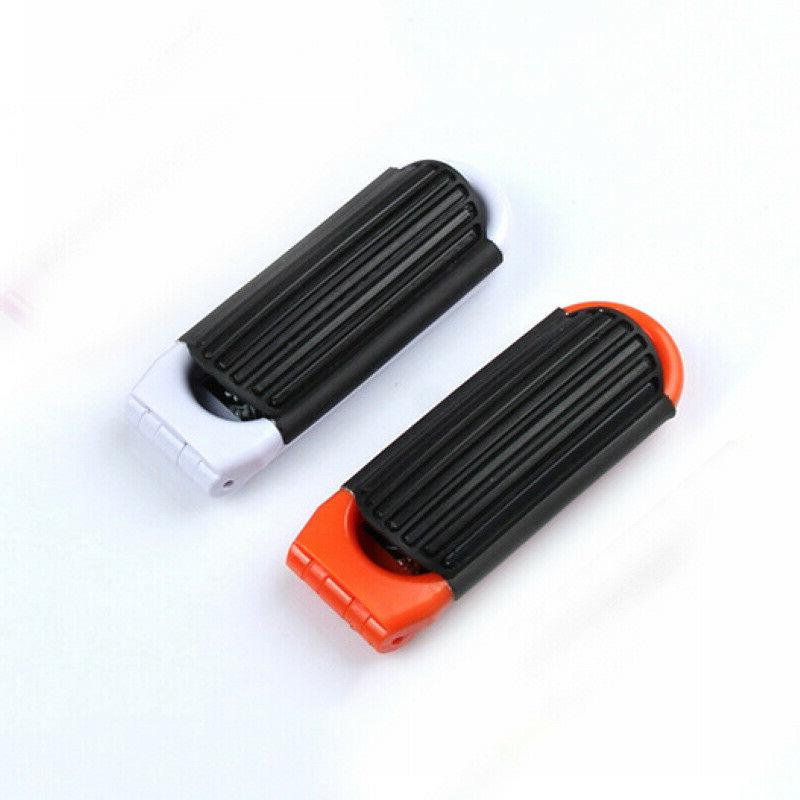 Portable Folding Brush Size Travel Gift USA
