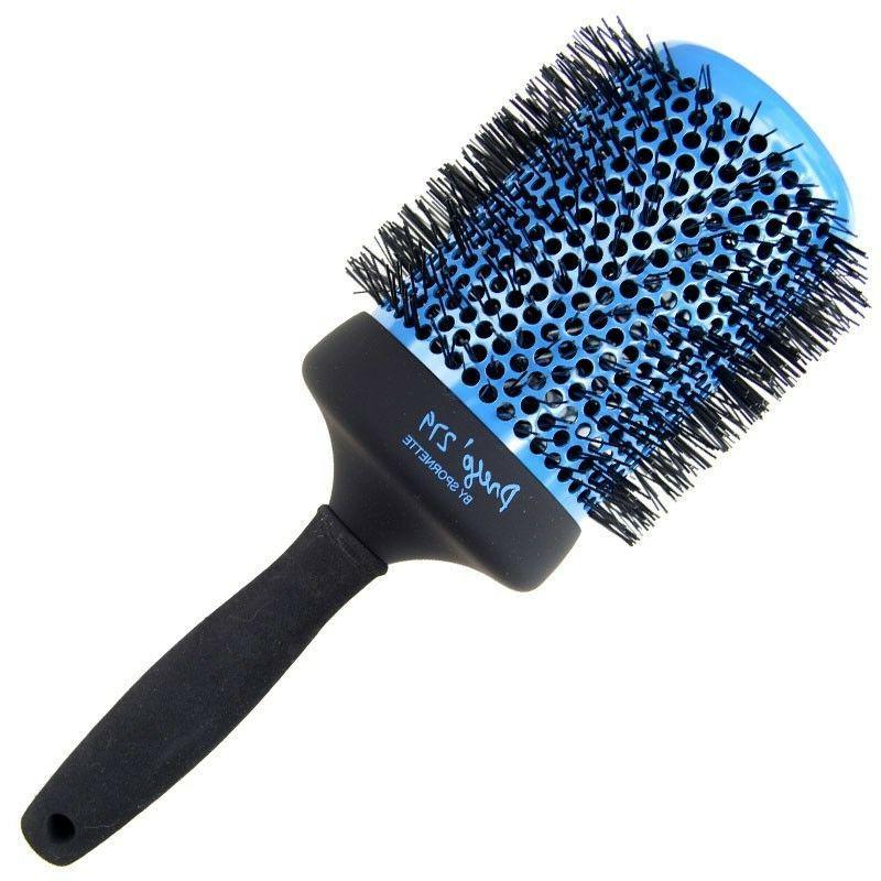 prego round hair brush nylon