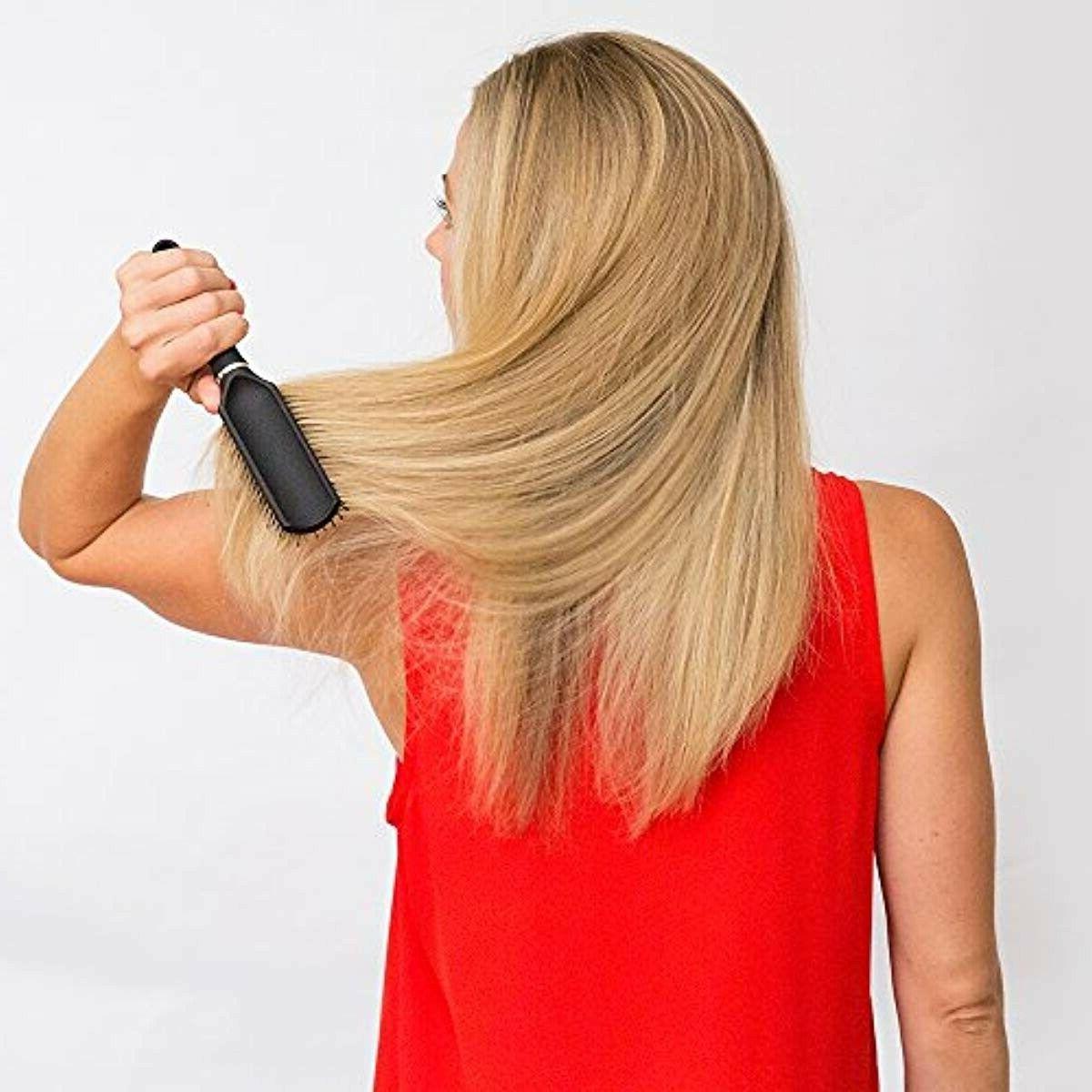 Revlon Prep, Finish Hair