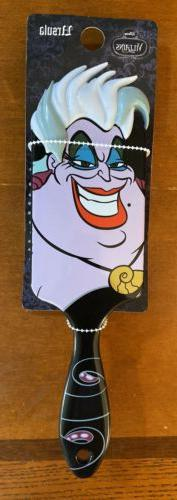 primark ursula little mermaid villain hairbrush paddle