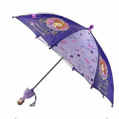 DISNEY PRINCESS FIRST UMBRELLA Rain Gear Comb NEW!!