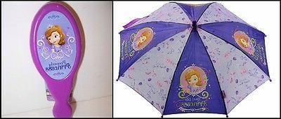 princess sofia the first umbrella rain snow