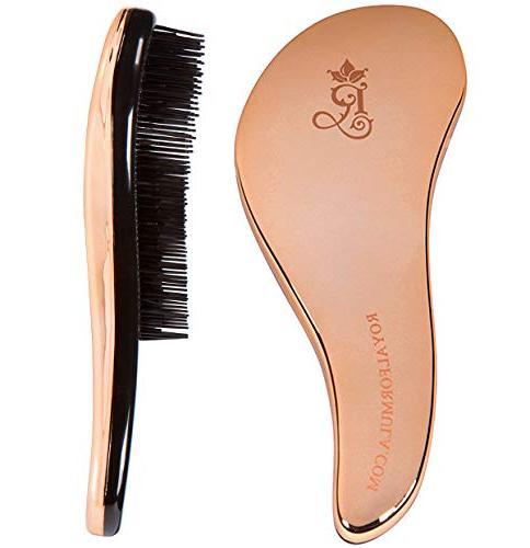 Pro - Detangle Hair Brush & Kids - for Hair, Detangling Comb Spit Ends, Massages Growth.