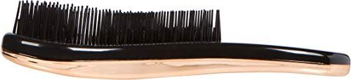Pro Brush & - for Wet & Dry Hair, Cone-Shaped Bristles Detangling Hair Spit Ends, Shafts & Stimulates Hair Growth.