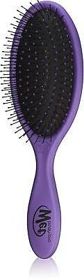 Wet Brush Pro Detangle Hair Brush, Metallic Purple