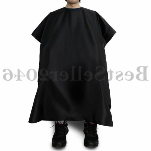 Pro Nylon Cape Barber Gown Neck Duster Set
