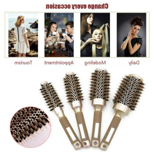 Professional Thermal Ceramic & Ionic Round Barrel Hair Brush