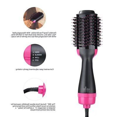 Professional Brush 2 Straightener Comb