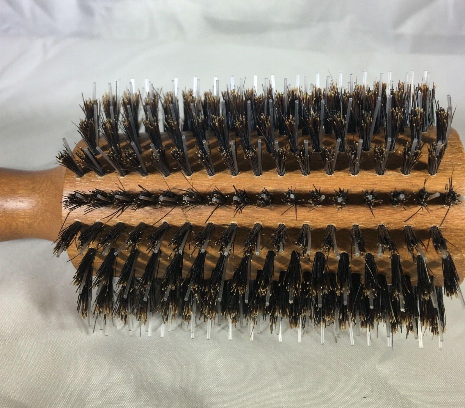 GQ PROFESSIONAL 100%BOAR HAIR BRUSH #4