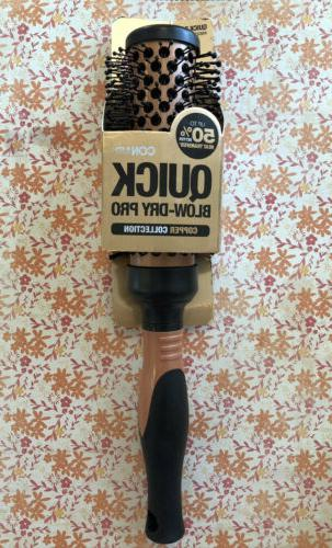 Conair Quick Blow Dry Pro Round Brush, Small