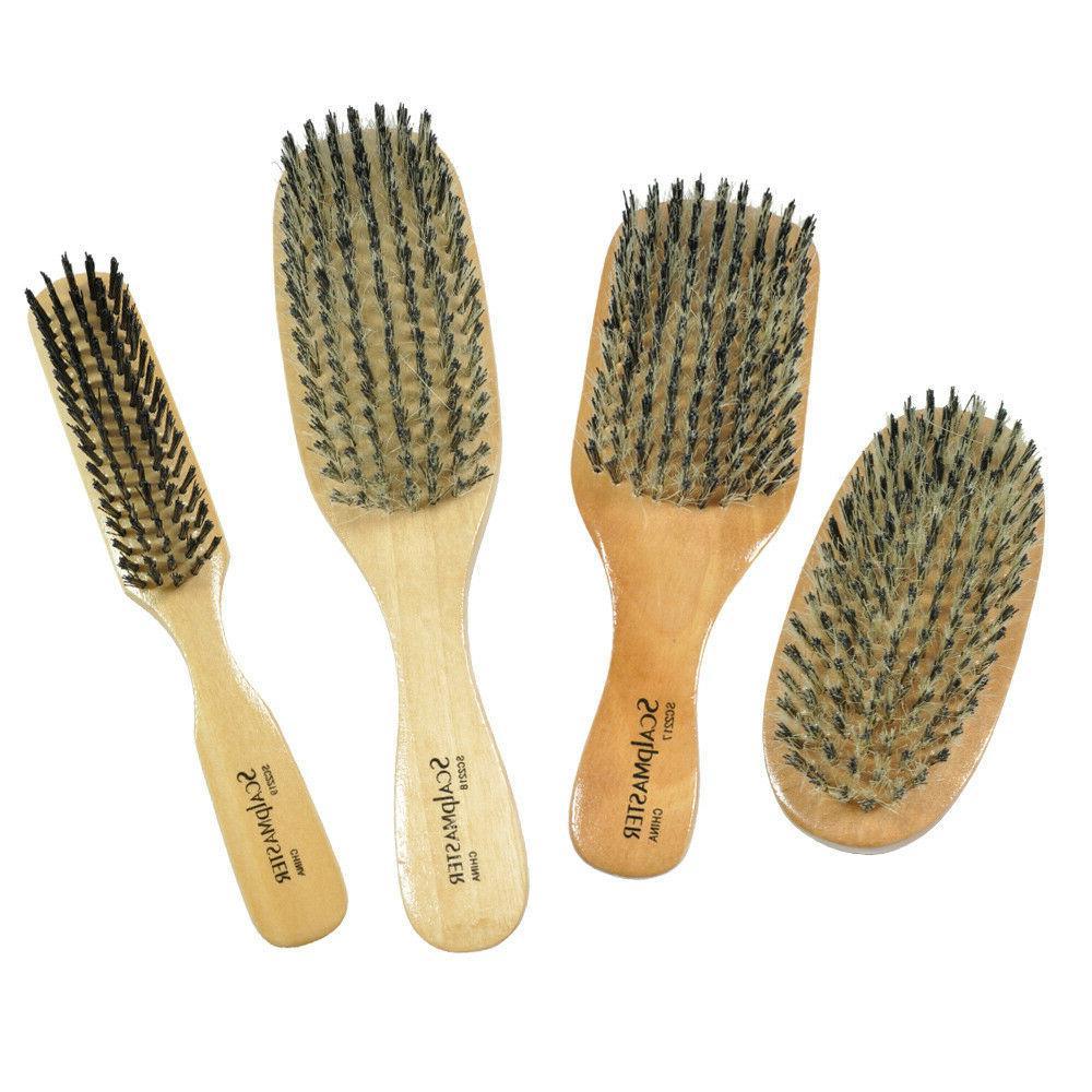 reinforced boar bristles hair brush chose any