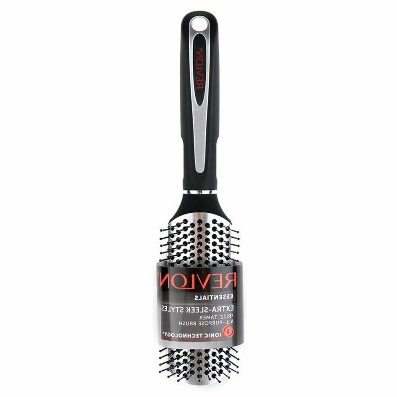 Revlon Essentials Frizz Tamer All Purpose Brush will not sna
