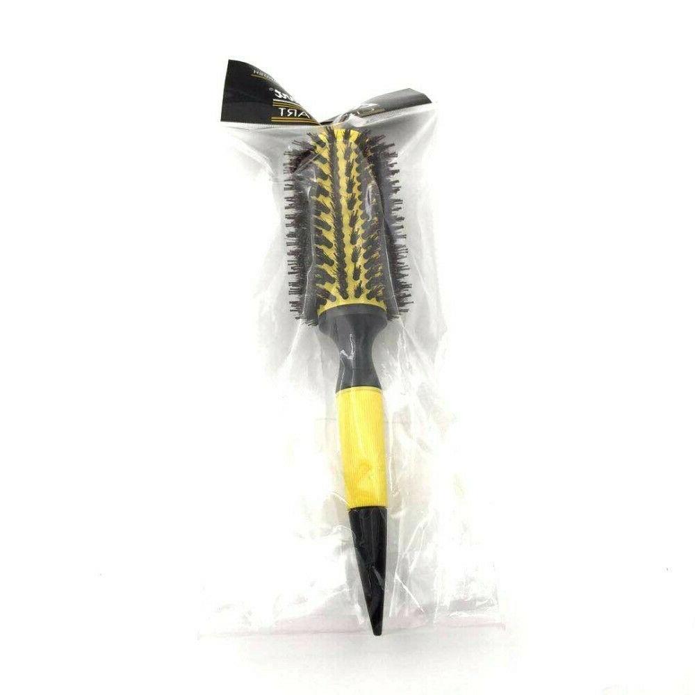 Round Bristle Brush With Pin Ceramic