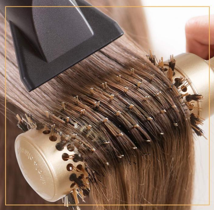 Round Hair Brush Thermal & Tech Round