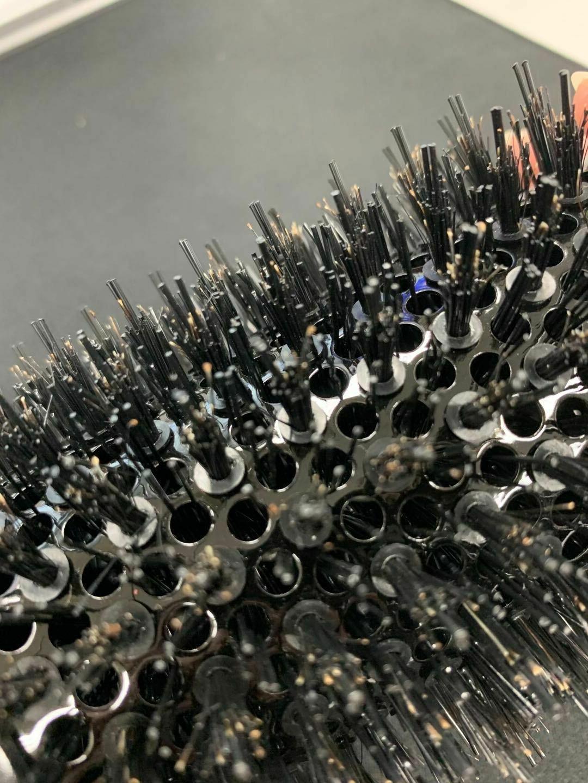 Round Hair Brush Nano Thermal Ceramic Tech Round